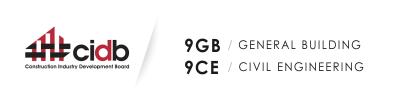 CIDB 9GB_9CE