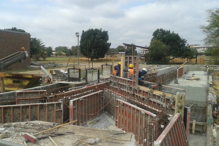 Waste Water Treatment Plant (Anglo Platinum)