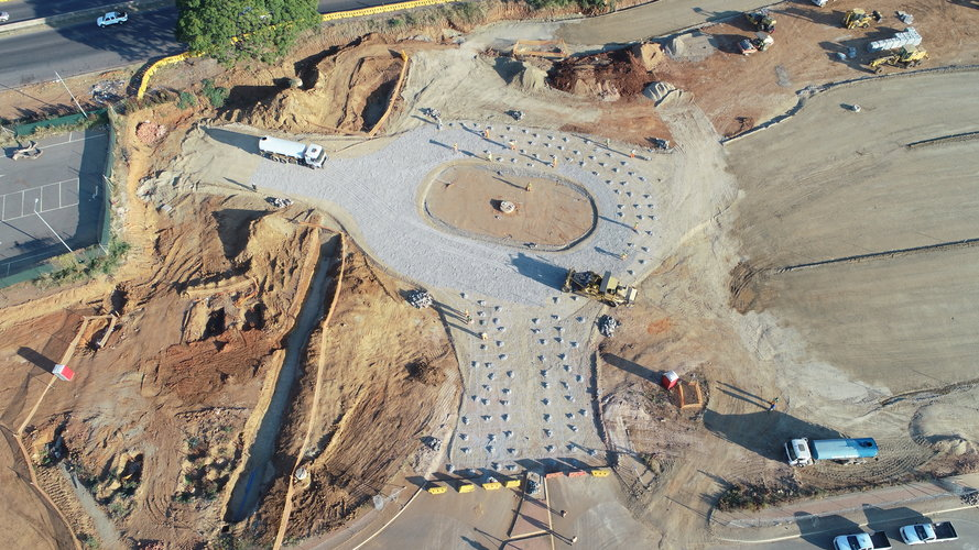Roads And Earthworks